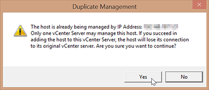Acceot Duplicate Management Dialog