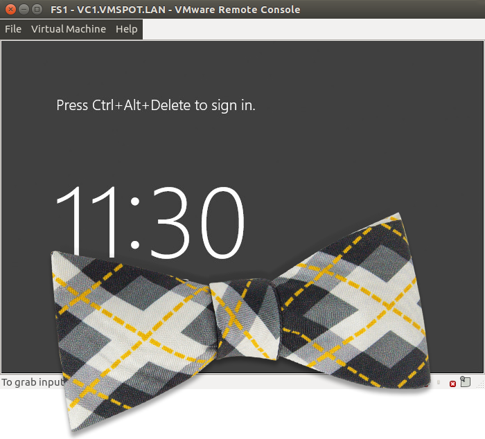 VMRC dons a fancy new tux with Linux support! | VM Spot